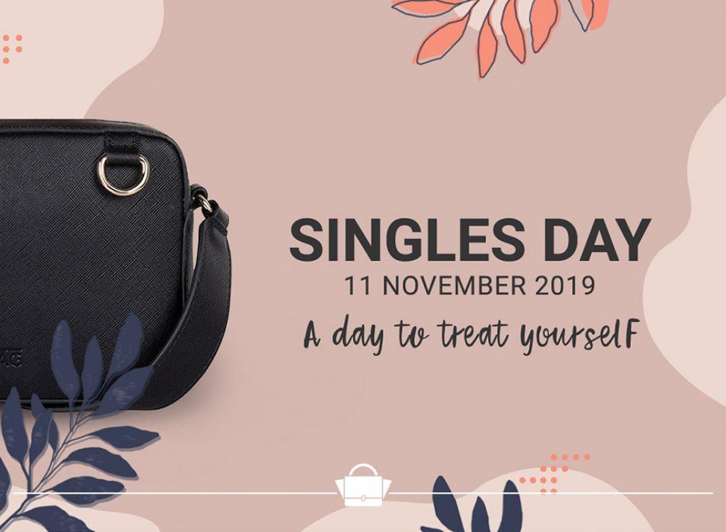 11% Kortingscode op bijna alles met Singles Day bij The