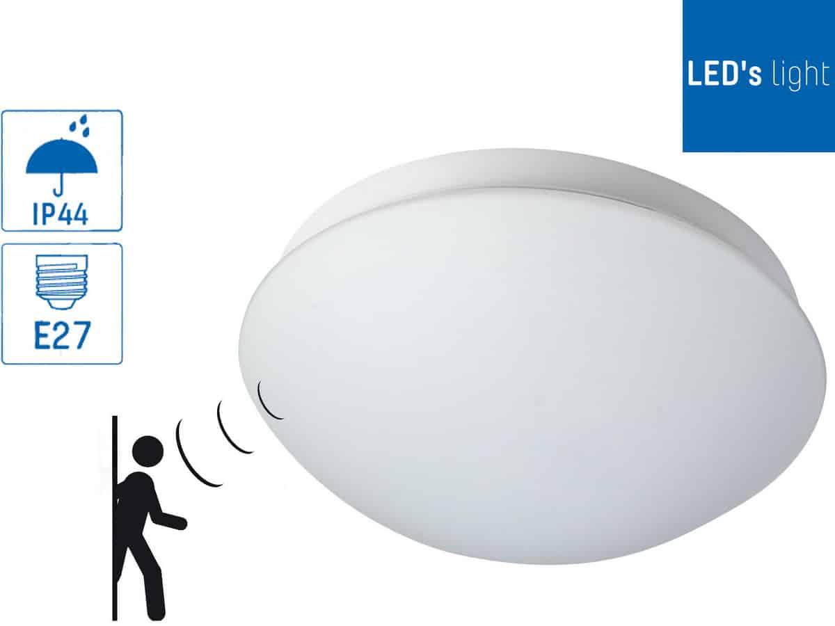 Licht En Bewegingssensor : 40% korting op led plafondlamp met bewegingssensor voor u20ac29 95 bij