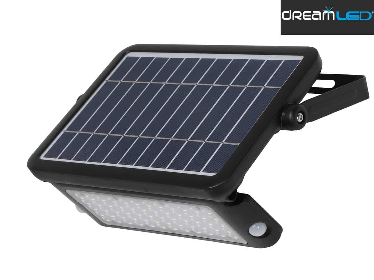 Licht En Bewegingssensor : 60% korting dreamled buitenlamp op zonne energie met bewegingssensor