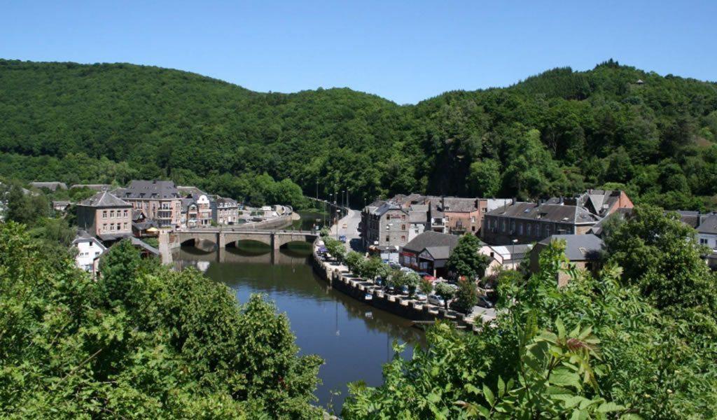 62503c65ff8355 64% Korting Luxe lodgetent in de Ardennen België voor €99 p.verblijf bij  Actievandedag. Normaal €276 p.verblijf.