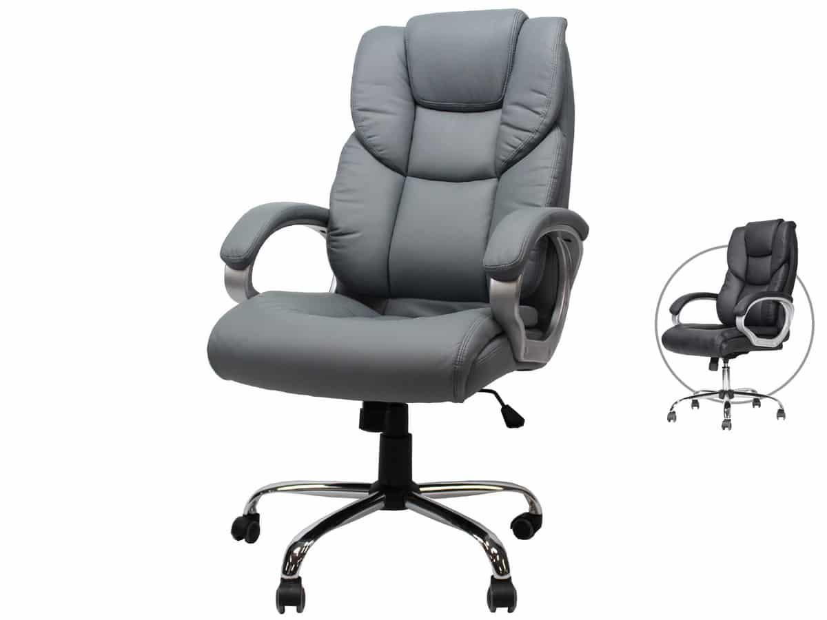 Korting big don luxe bureaustoel voor u ac bij ibood