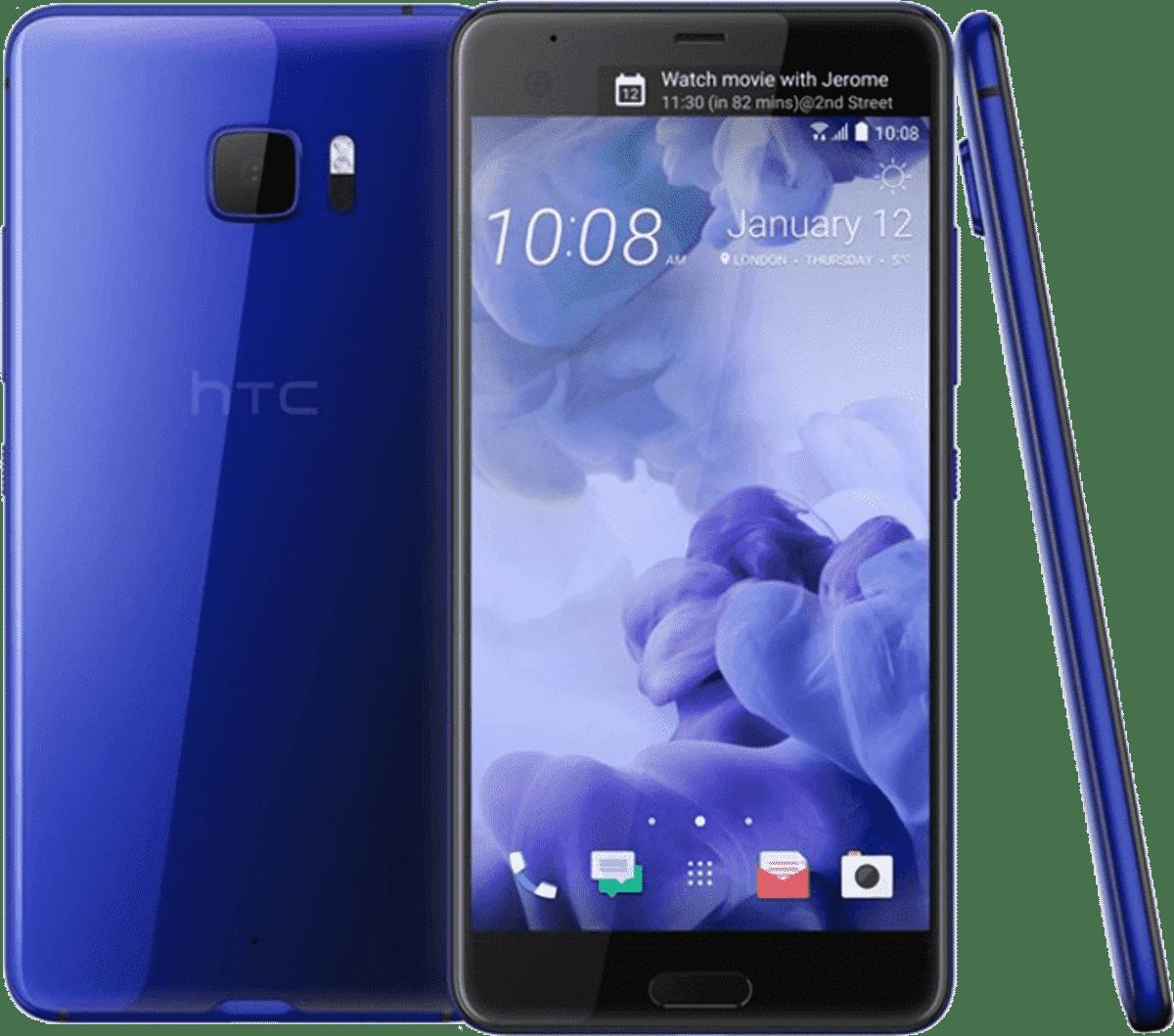 htc ultra 64gb blauw indigo blue