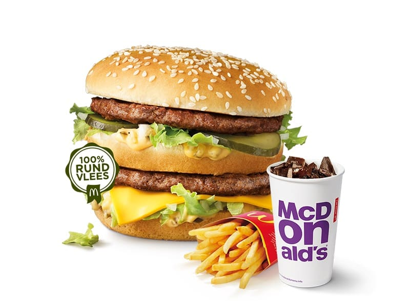 multi medium voordeel menu mcdonalds 1