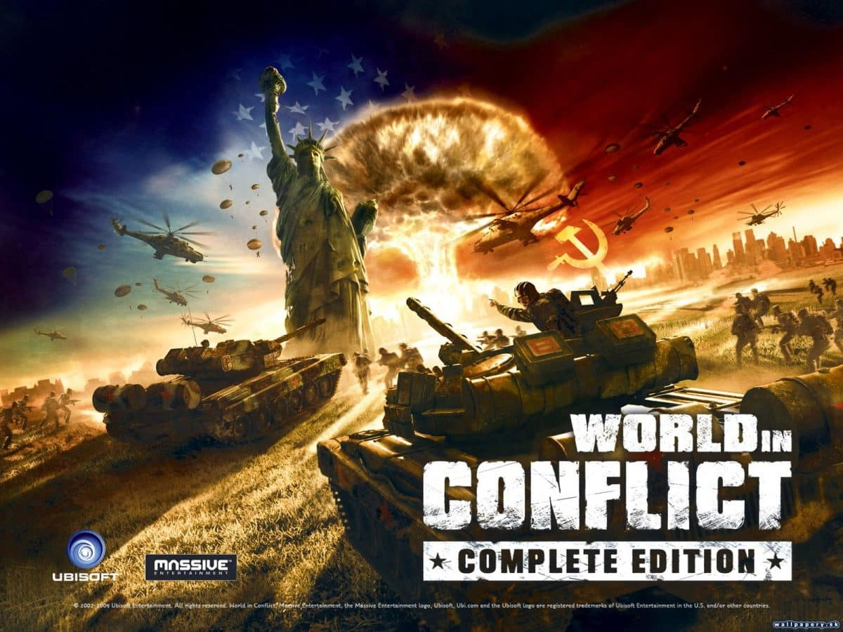 multi world in conflict complete edition 1