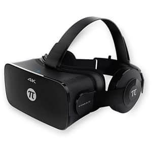 pimax 4k virtual reality headset vr headset 3d vr glser fr pc spiel video