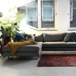 product 4x6 sofa x1 hoekbank links grijs 2