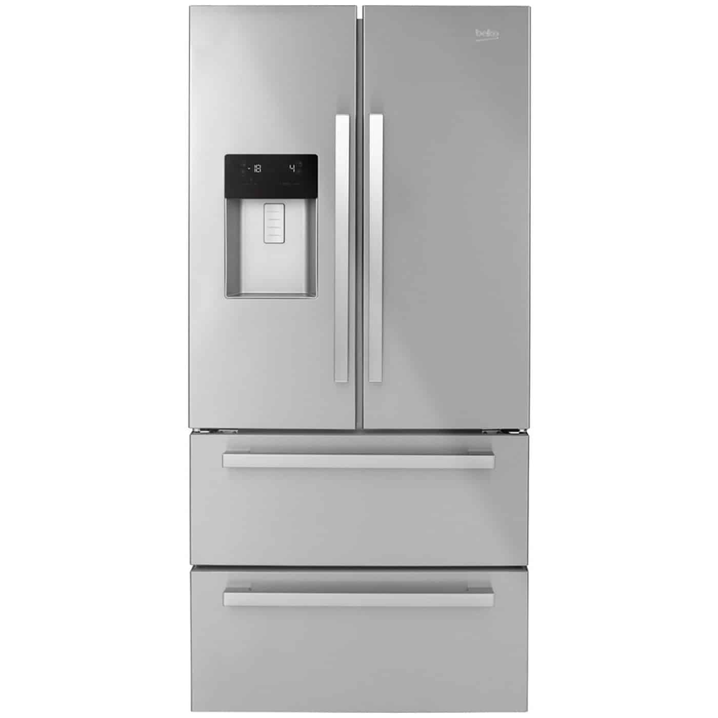 511 korting beko amerikaanse koelkast gne60530dx voor 788 bij mediamarkt. Black Bedroom Furniture Sets. Home Design Ideas