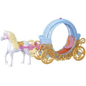 product disney princess assepoesters magische koets speelset
