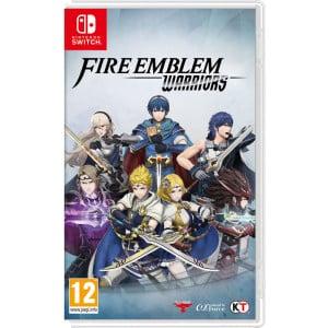 product fire emblem warriors switch