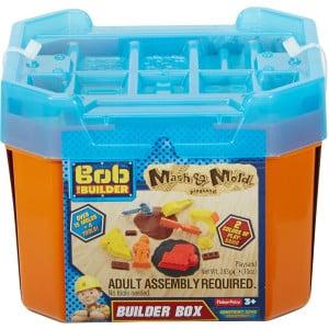product fisher price bob bouwer kneed en vorm bouwemmer