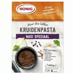 product honig kruidenpasta nasi speciaal 80 gram