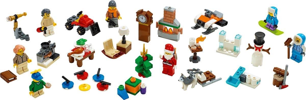 Lego Weihnachtskalender 2019.Lego City Adventskalender 2019 60235 Dealstracker Nl