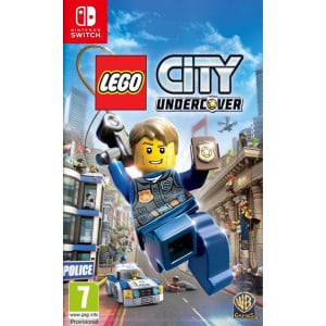 product lego city undercover switch
