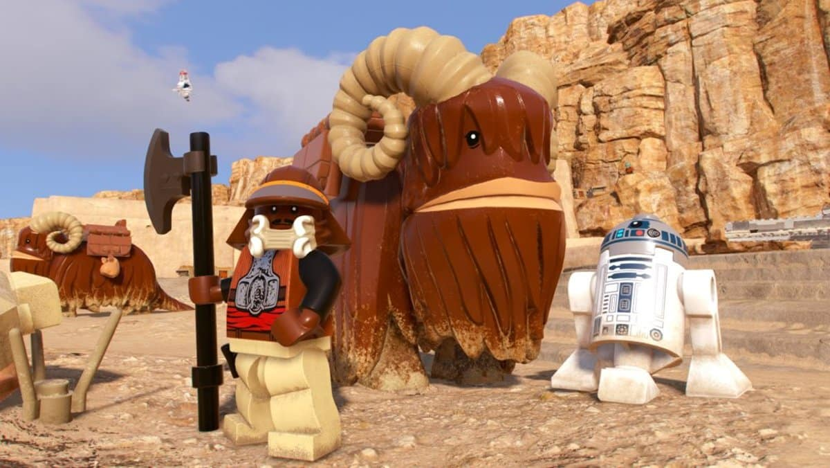 lego star wars the skywalker saga  ps4  dealstrackernl