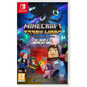 product minecraft story mode the complete adventure switch