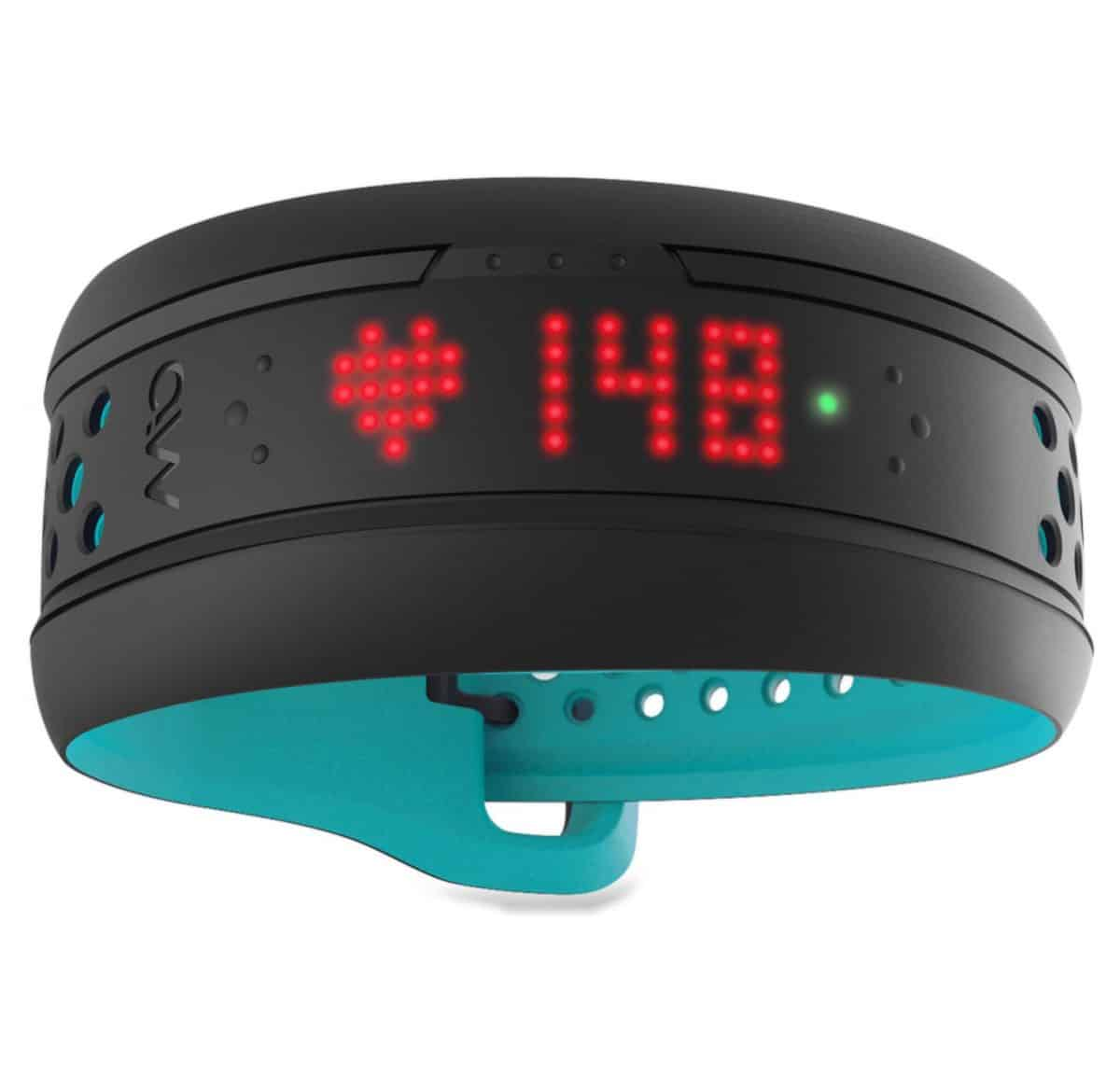 product mio fuse hartslag polsband performance monitor aqua small medium