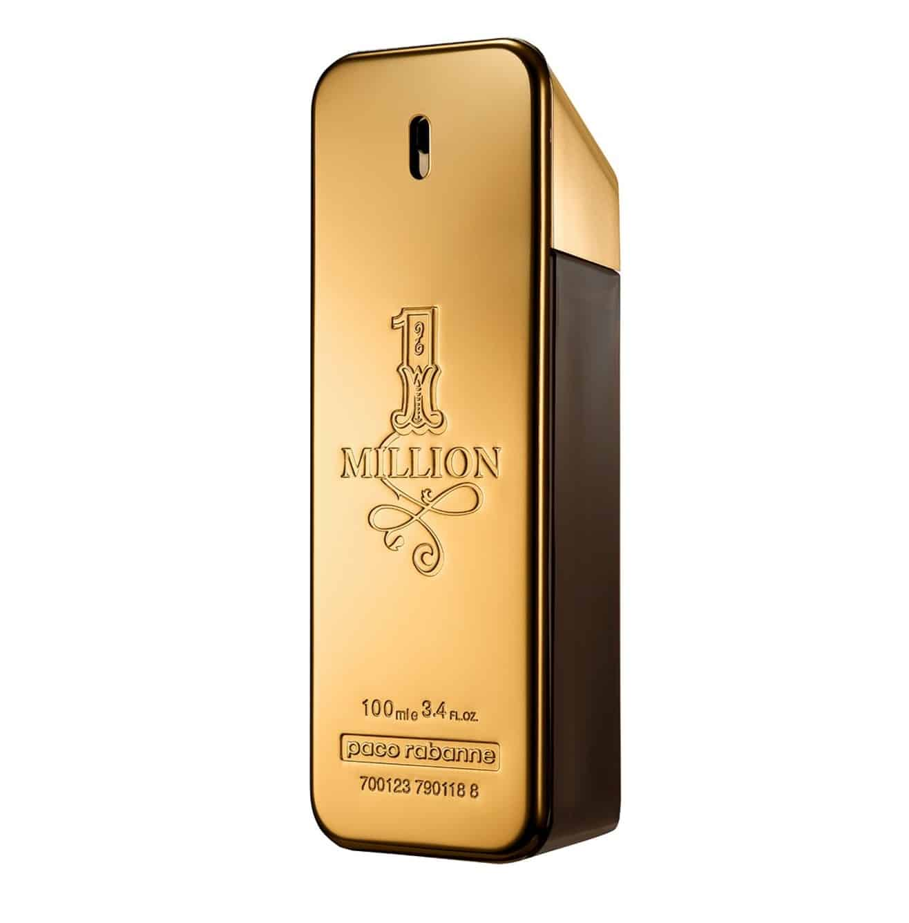 Paco Rabanne 1 Million Eau de Toilette Herenparfum EdT 100 ml