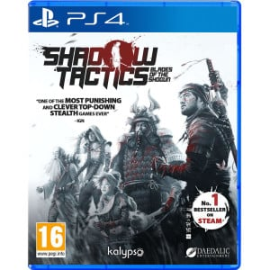 product shadow tactics blades the shogun ps4