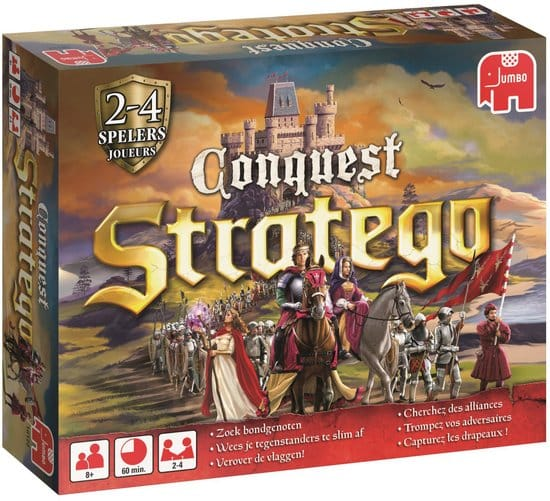 stratego conquest bordspel e1999 bij bol 1