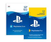 €10 Korting PlayStation Store Tegoed €50 + PlayStation Plus 12 Maanden voor €99,99 bij Startselect