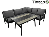 €200 Korting Tierra Outdoor Kingston Loungeset bij iBOOD
