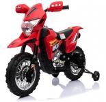 €30 Korting Elektrische Motorfiets met zijwieltjes voor €89 bij Groupon