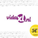 €5 Kortingscode aanmelden nieuwsbrief bij VidaXL