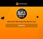 10% Extra Kortingscode met Black Friday Sale bij Fanatical
