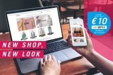 €10 Kortingscode wegens nieuwe webshop bij Happy Size