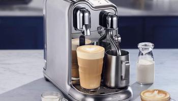 100 of 200 Koffiecups voor €5 bij aankoop Nespresso machine bij Nespresso