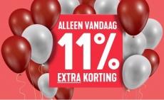 11% Extra Korting met 11.11 Singles Day bij Holland & Barrett (de Tuinen)