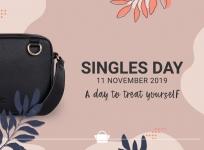 11% Kortingscode op bijna alles met Singles Day bij The Little Green Bag