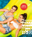 20% Extra korting op alles met de Happy Hour bij dress-for-less