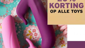 20% Korting op alle Toys bij Christine le Duc