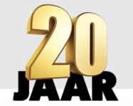 20% Korting op bijna alles met 20 Jaar MediaMarkt
