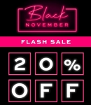 20% Kortingscode op Co-creator producten met Black November Flash Sale bij Revolution Beauty