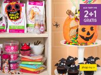 2+1 Alles voor Halloween Trick or treat bij Xenos