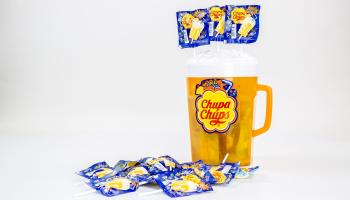 24% Korting 150 Chupa Chups Tropical Fizz-lolly's voor €28,98 bij Groupon