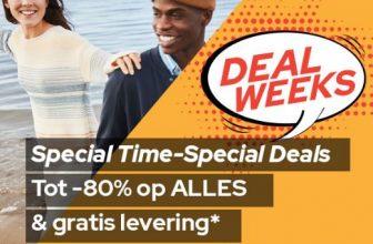 25% Extra Kortingscode boven op de lopende sale tot 80% Korting + gratis verzending bij dress-for-less