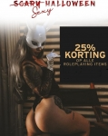 25% Kortingcode op 27 Roleplaying Items bij Christine le Duc