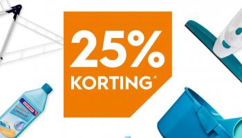 25% Korting op Alles van Leifheit bij Blokker