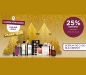 25% Kortingscode met Last minute Kerst Shopping night bij ICI Paris XL