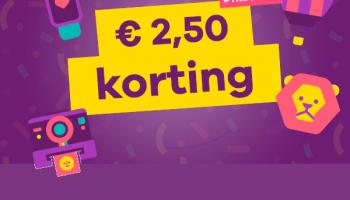 €2,50 Extra Kortingscode op alles tijdens lockdown bij Tripper