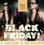 3 Halen 2 Betalen op alles met Black Friday Sale bij Christine le Duc
