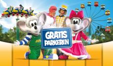 30% Korting dagje Kinderpretpark Julianatoren met Gratis Parkeren voor €17,50 bij Actievandedag