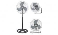 30% Korting Icarus 3-in-1 vloermodel ventilator voor €55,95 bij Groupon