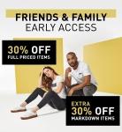 30% Korting met Kortingscode op alles met de Friends & Family actie bij PUMA