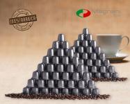 77% korting op 300 stuks Caffé Magnani Nespresso Koffiecups voor €29,99 bij Koopjedeal