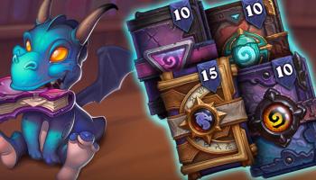 32% Korting Hearthstone 45 Card Packs  met de Year of the Dragon Bundle voor €29,99 bij Blizzard
