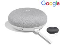 50% Korting Google Home Mini Smart Speaker bij iBOOD